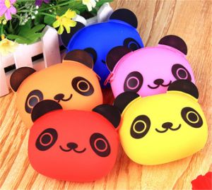 Animal Mini Promotion Silicone Coin Purse pictures & photos