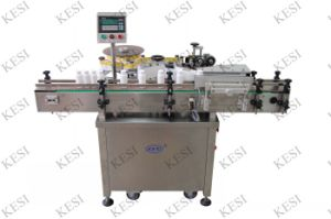 Automatic Plastic Bottle Sticker Labeling Machine pictures & photos