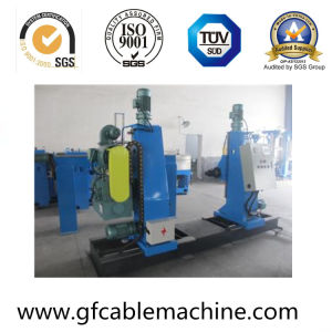 ADSS Cable Production Line Cable Sheath Extrusion Machine pictures & photos