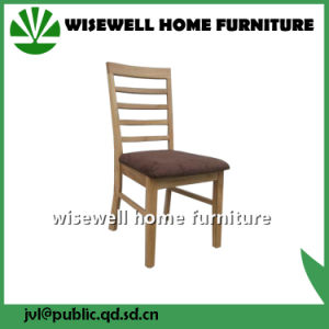 Solid Wood High Back Dining Chair pictures & photos