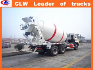 Foton 6*4 Concrete Mixer Truck 10 Wheeler Portable Concrete Mixer pictures & photos