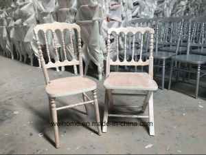 Limewash Napoleon Chair pictures & photos