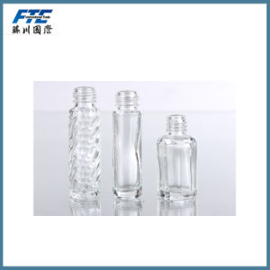 New Style Empty Glass Bottle for Nail Polish pictures & photos