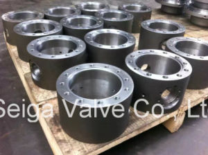 API 3PC Forged Steel Ball Valve pictures & photos