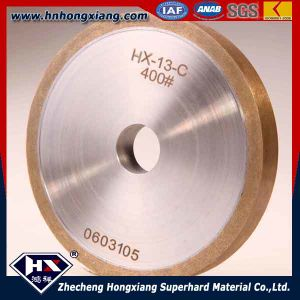 High Quality Diamond Pencil Edge Wheel for CNC Machine pictures & photos