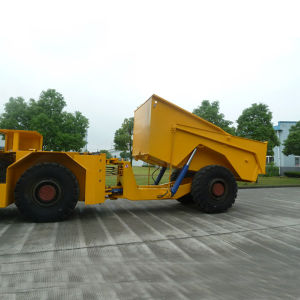 20ton Diesel Underground Dump Truck UK20 pictures & photos