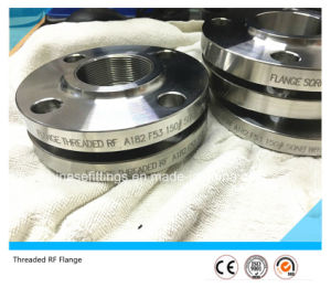 A182 F53 150# RF Super Duplex Stainless Steel Threaded Flange pictures & photos