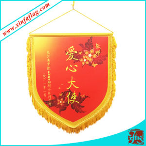 Indoor Award Pennant Flag/Bunting Flag Banner pictures & photos