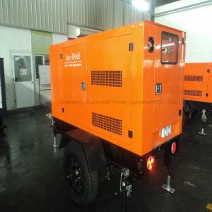 9.6kVA Ce Iaf ISO9001 Perkins OEM Soundproof Welding Generator pictures & photos