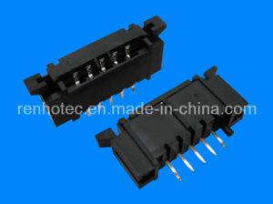 Hot Sell 2.54mm Pitch FFC/FPC Flat Cable Connector pictures & photos