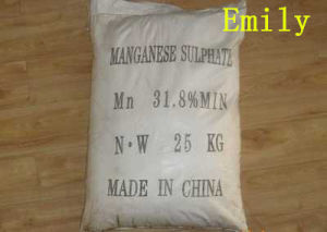 Fertilizer Additive Manganese Sulfate Monohydrate 98% pictures & photos
