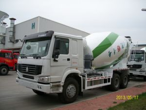 Sinotruk A7 Concrete Mixer Truck pictures & photos