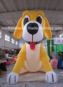 Hot Sale Giant Inflatable Dog for Advertising