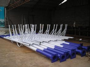 Customed Steel Light Pole in China pictures & photos