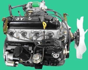 with Toyota Engine 3y Gasoline Engine /Petrol Engine