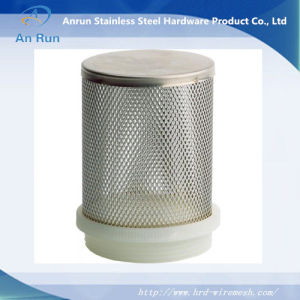 Stainless Steel Basket Strainer Oil Filter pictures & photos