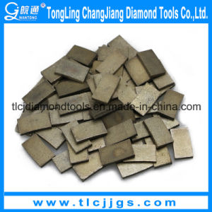 Hot Press Machine Sintering Diamond Segment for Saw Blade pictures & photos