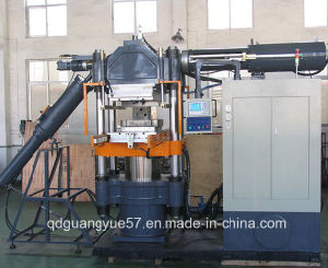 Liquid Silicone Rubber Vertical Injection Molding Machine pictures & photos