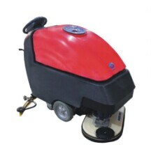 Dual-Brush Ground Cleaning Machine (XD650B) pictures & photos