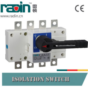 Rdgl-200A Load Breaker Switch, Isolator Switch, Disconnector Switch pictures & photos