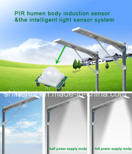 Integrated Outdoor Street Lights with Solar Energy pictures & photos
