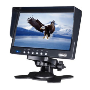 7inch CCTV Monitor with 4AV Input, Built in Quad pictures & photos