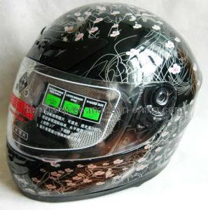 Full Face Helmet (RM-2078-Black)