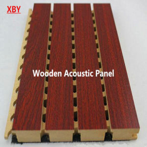 Wooden Acoustic Panel Ceiling Board Decoration Panel Sound Absorption Wall Panel pictures & photos