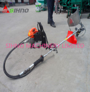 Small Multi-Purpose Lawn Sugarcane Harvester for Wheat pictures & photos