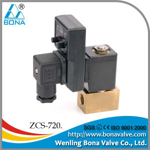 Auto Drain Solenoid Valves / Compressor Parts pictures & photos