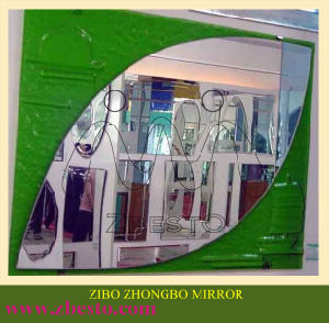 Extra Large/Oversized/Big Silver Framed Mirrors (round, rectangular) pictures & photos