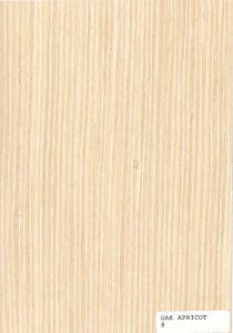 Oak Apricot Veneer Plywood/Veneer MDF -8