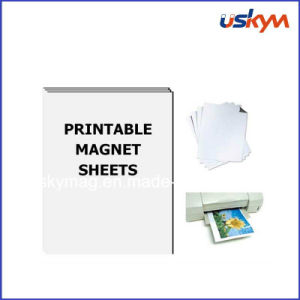 A4 Size Printable Magnet Sheet / Flexible Magnet Sheet pictures & photos