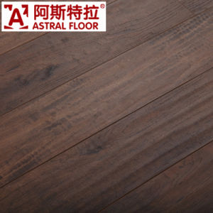 Household Laminate Flooring in High Density HDF with Waterproof pictures & photos
