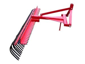 4 Wheel Tractor Rake (R-4FT) pictures & photos