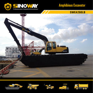 Swamp Excavator with 18 M Long Boom pictures & photos