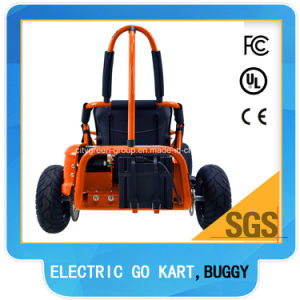 2014 New 1000W Electric Go Kart Buggy for Kids pictures & photos