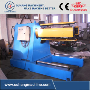 Hydraulic Galvanized Steel Coil Decoiler for Roll Forming Machines pictures & photos