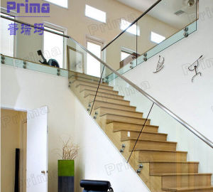 Hot Sale Stainless Steel Glass Staircase Balustrade pictures & photos