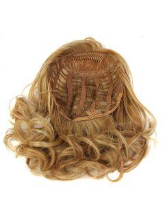 Human Hair Top Piece pictures & photos