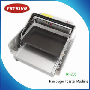 Stainless Steel Hamburger Toaster for Food Shop pictures & photos