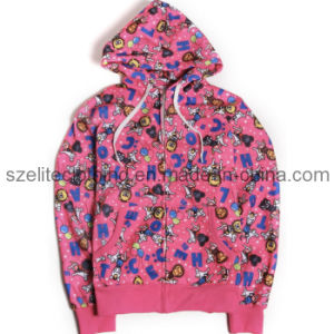 Custom Sublimation Girls Hoodies (ELTCCJ-105) pictures & photos