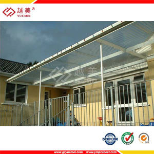 Greenhouse Gazebo Canopy Shelter Roofing Polycarbonate Sheet pictures & photos