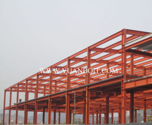 Steel Structure Building Yb-1007 pictures & photos