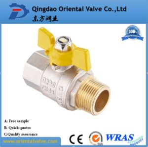Italy Ball Valve (brass valve with cheap price) 15days Delivery UL FM Dn15 pictures & photos