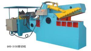Crocodile Hydraulic Shearing Machine, Q43 Series Alligator Scrap Metal Cutting Machine, Waste Sheet Shears pictures & photos