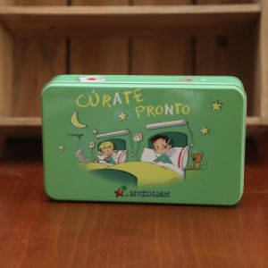 Tin Boxes for Cosmetic, Medicine, Food & Cigarette pictures & photos
