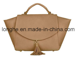 Front Tassel Style Satchel (LY0142) pictures & photos
