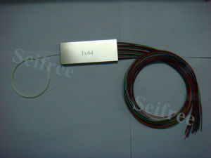 1X64 Sc/APC Plastic Box Fiber Optical PLC Splitter (FTTH/pon/CATV) pictures & photos