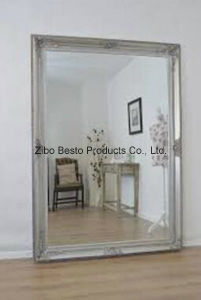 Free Standing Wooden Wall Mirror pictures & photos